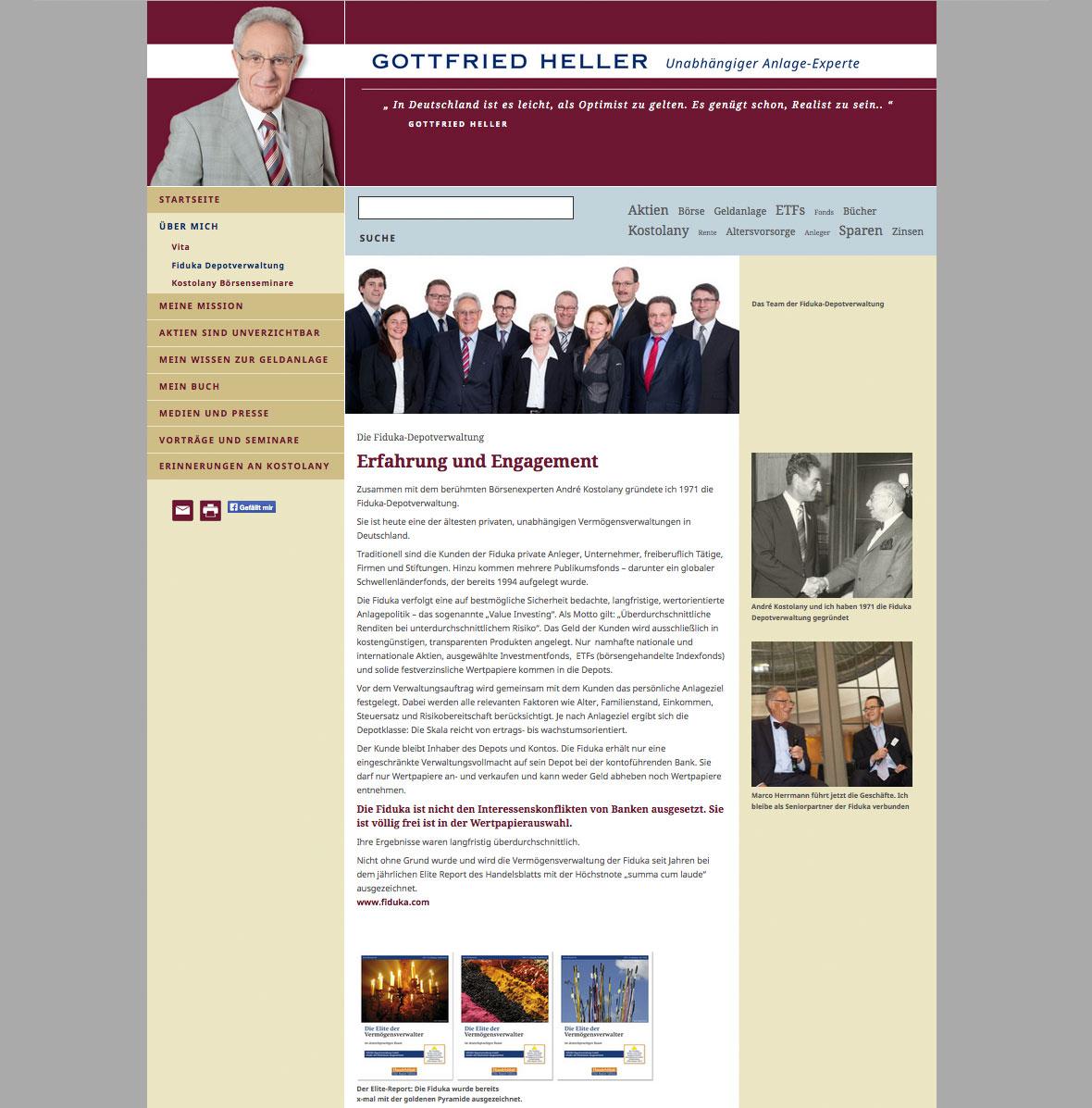 punktneun-Gottfried-Heller-Webseite-Depotverwaltung