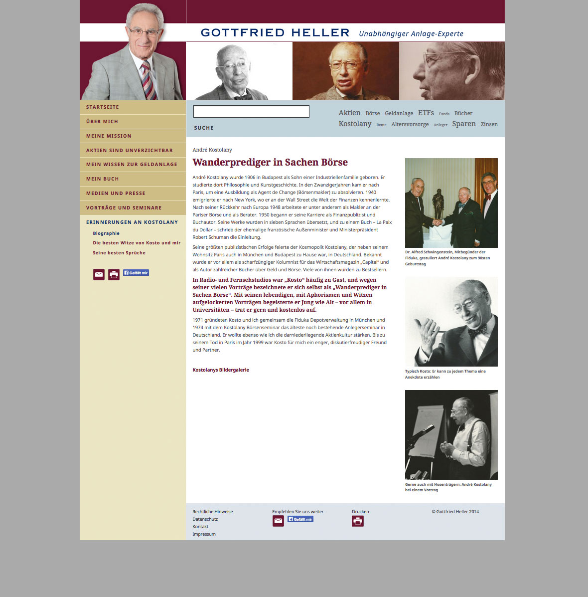 punktneun-Gottfried-Heller-Webseite-Kostolany