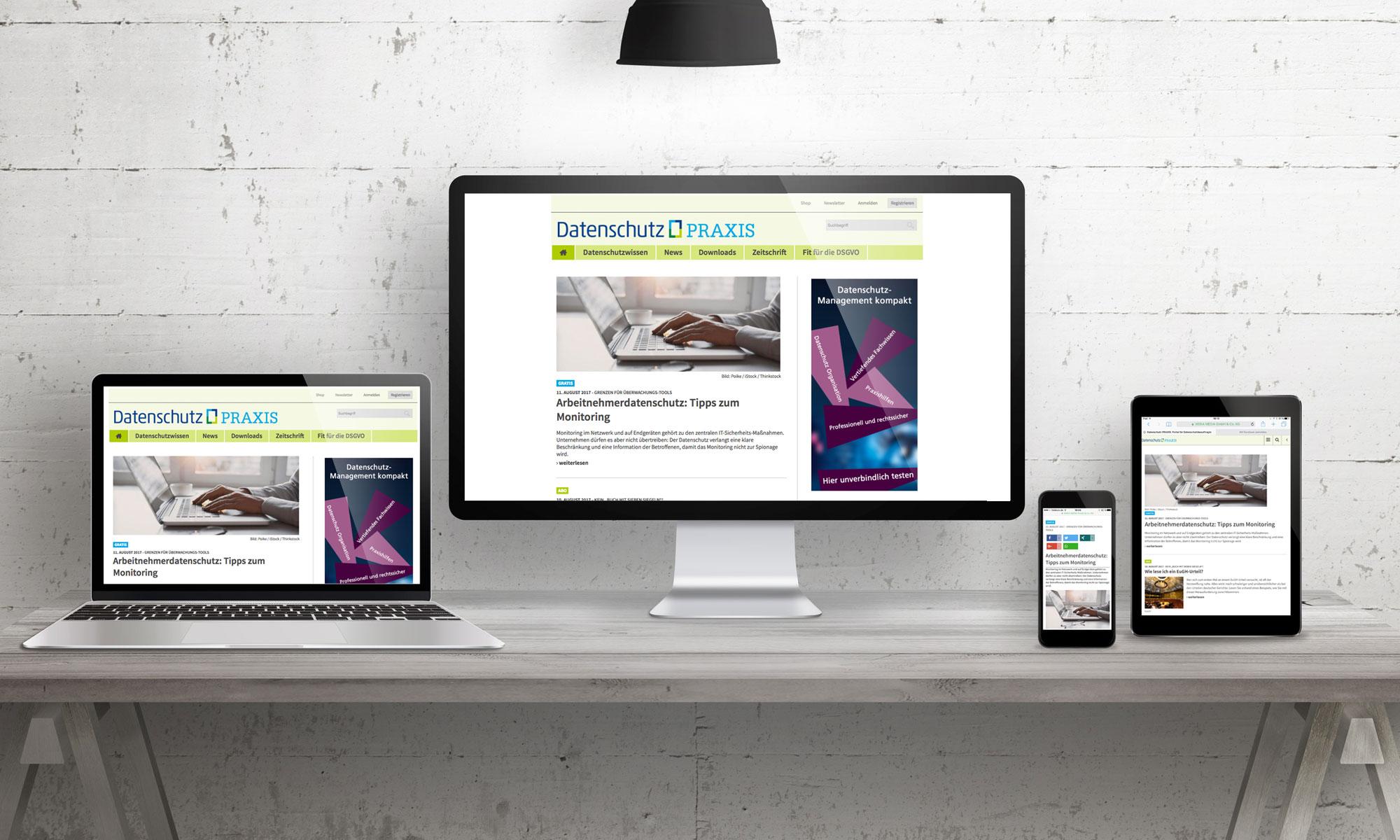 punktneun-Datenschutzpraxis-Magazin-Webseite