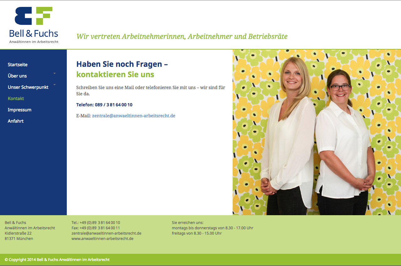 Bell-und-Fuchs-Webseite-Kontakt
