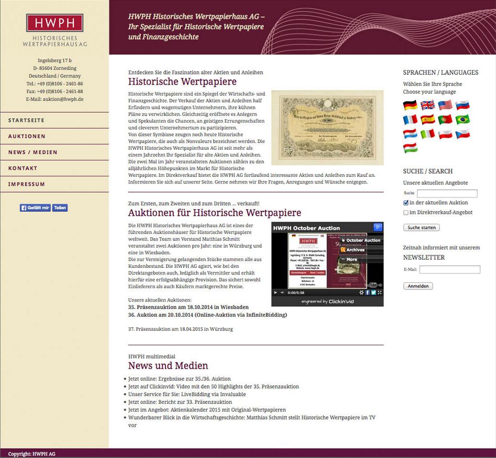 punktneun-HWPH-Webseite-Startseite