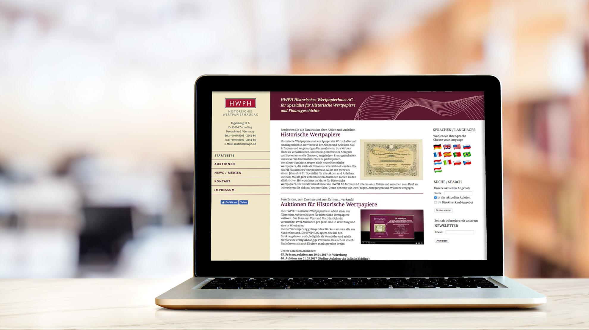 HWPH-webdesign