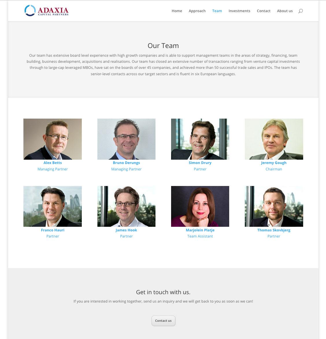 punktneun-Adaxia-Webseite-Teamseite