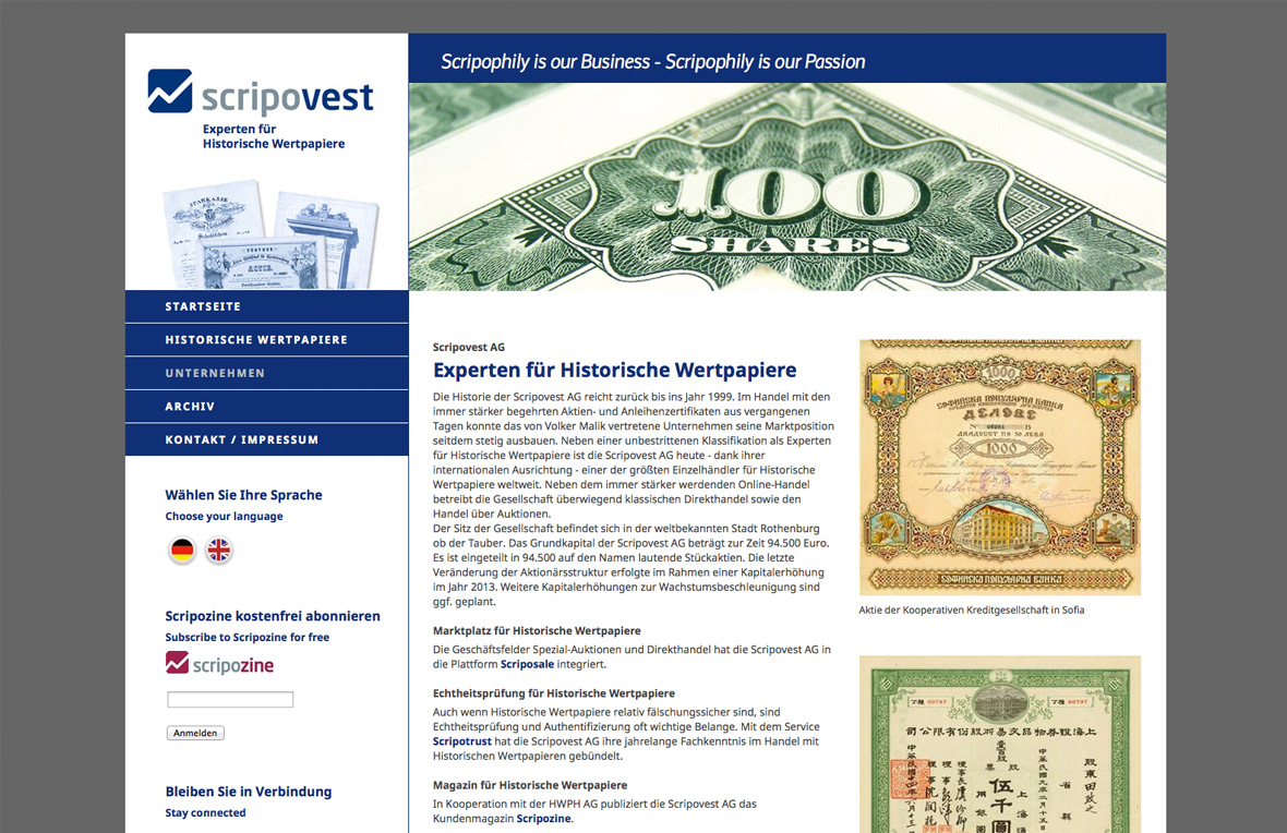 punktneun-Scripovest-Webseite-Unternehmen