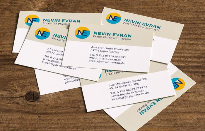 punktneun-Nevin-Evran-Visitenkarten