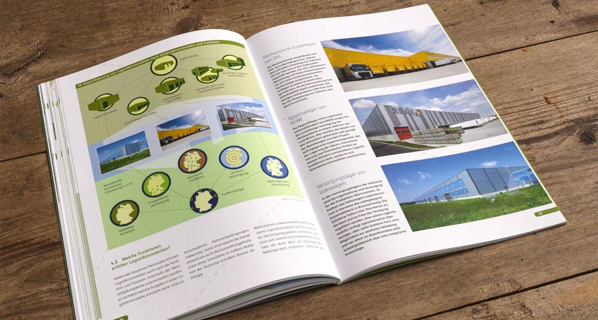punktneun gestaltet Ihr Editorialdesign, hier eine Studie für Logix.