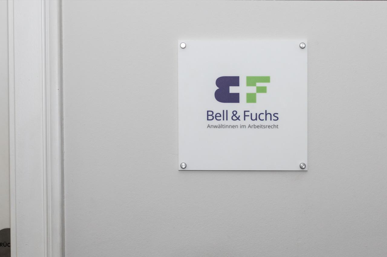 Bell-und-Fuchs-Kanzleischild