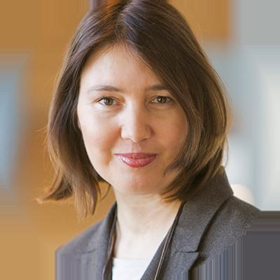 Tanja Kirschbaum ist Artdirektorin bei punktneun