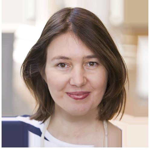 Tanja Kirschbaum ist Webdesignerin und Inhaberin von punktneun-Grafikdesign und Webdesign