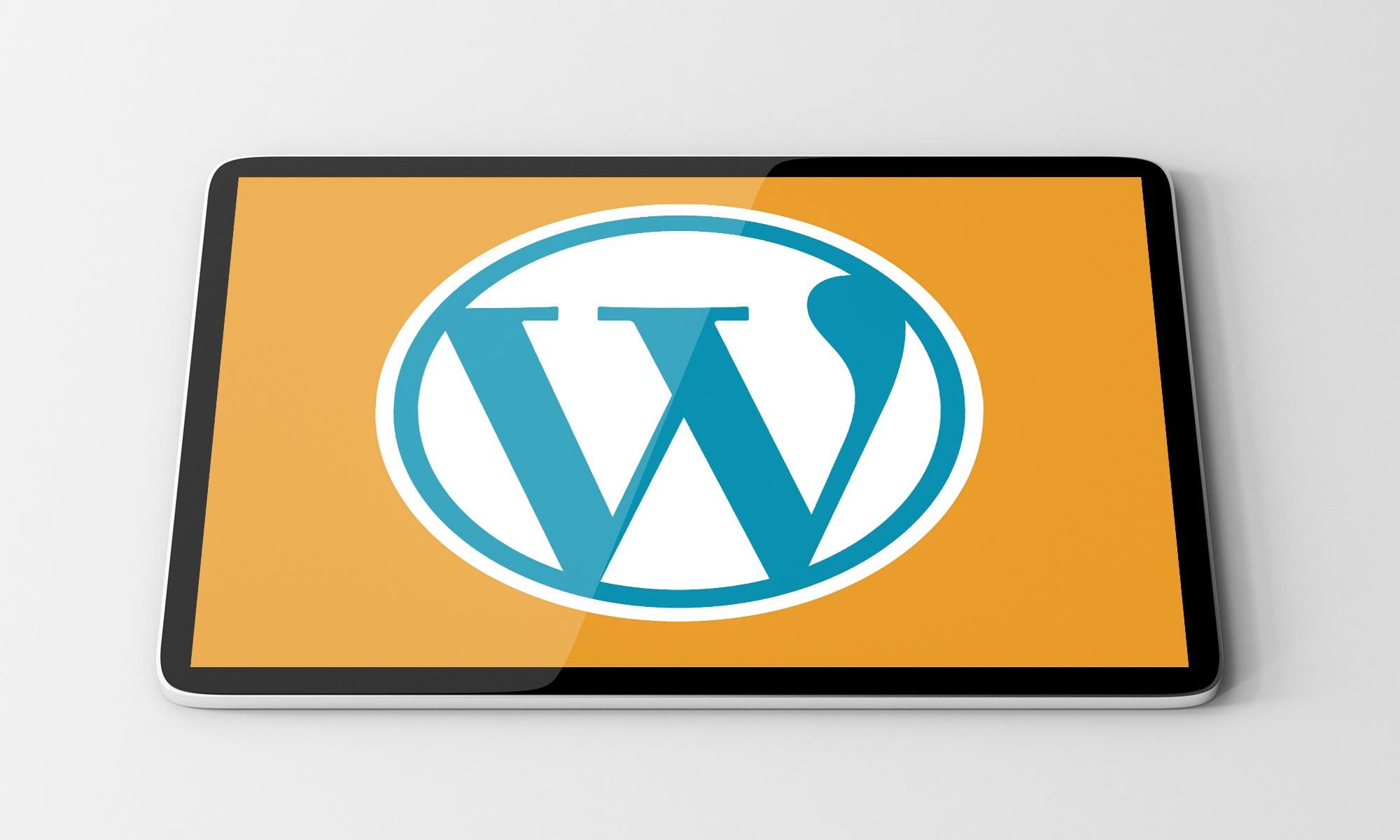 Wordpress ist ein CMS System fürs Internet