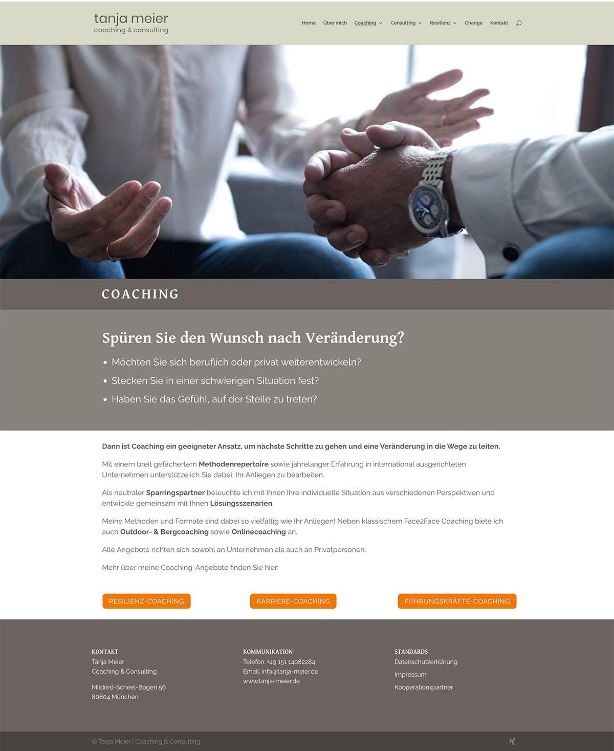 Neues Corporate Design für Karin Gräppi